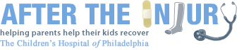 After the Injury - Helping parents help their kids recover